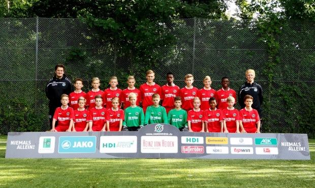 Trainingszeiten Hannover 96